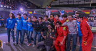 Con nuevo taller premian al equipo de robótica MinerZ