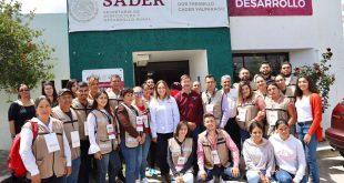 Abre Gobierno de México, Centros Integradores de Desarrollo en Valparaíso, Fresnillo y Calera