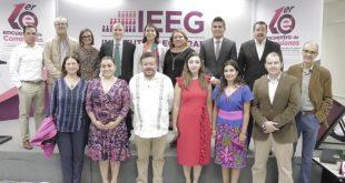 Propone IEEZ en Foro Nacional, erradicar la discriminación y violencia política hacia las mujeres
