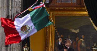 Versión estenográfica del Grito de Independencia del Presidente de México (Galería)