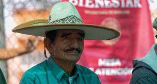 Entrega Gobierno de México 9.8 mdp de la Pensión para el Bienestar de los Adultos Mayores en la zona de los cañones