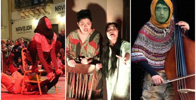 Festival de Teatro de Calle, parteaguas para las compañías escénicas locales (Video)