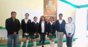 Preparan a estudiantes del Cobaez para que contribuyan en la construcción de ambientes de paz