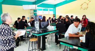 Estudiantes del Cobaez integran comité para prevenir embarazos en niñas y adolescentes
