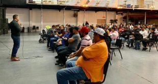 Gobierno de Tello atiende a zacatecanos migrantes de Tennessee y Carolina del Norte
