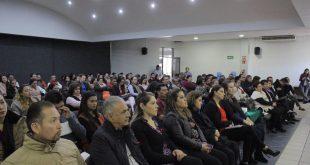A través de conferencia, buscan eliminar expresiones de violencia de género en la Secretaría de Educación