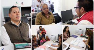 400 Zacatecanos se benefician con la gestión gratuita de documentos de identidad americana