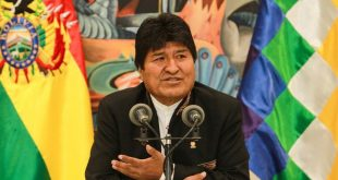 Evo Morales renunció a Presidencia de Bolivia tras 14 años en el poder