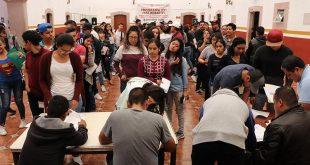 Programa 2×1 Trabajemos Unidos con los Migrantes da su primer fruto y entrega 100 becas a universitarios