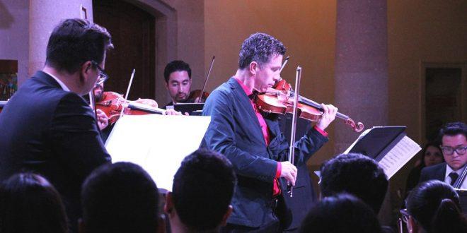 Aplauden el último concierto del 2019 de la Camerata de la Ciudad de Zacatecas