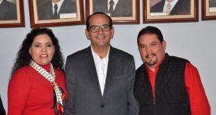 Toma protesta Alan Murillo como Coordinador de Alcaldes Priistas en Zacatecas