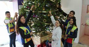 Convoca Zigag a niños y niñas  a participar con creatividad en la decoración de árbol navideño