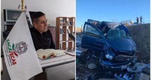 Apoya Gobierno de Zacatecas en el traslado de paisanos que fallecieron en accidente en Chihuahua