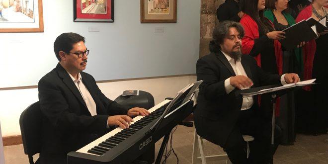 """Cierra ensamble vocal """"Ramón López Velarde"""" Temporada 2019 con extraordinario concierto"""