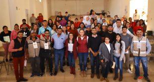 Estudiantes de Universidades del Bienestar en Pinos y Pánfilo Natera reciben 1.3 mdp en Becas Benito Juárez