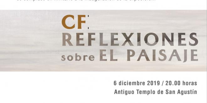 """Cierra IZC Programa de Exposiciones 2019 con """"Reflexiones Sobre el Paisaje"""""""