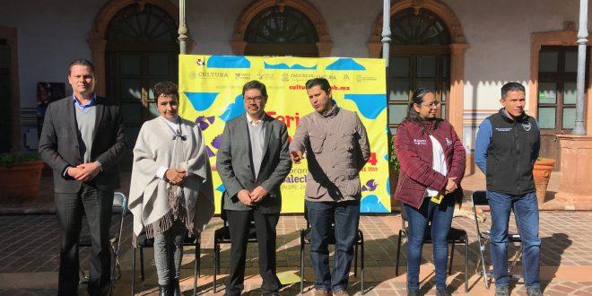 Recibe Tacoaleche la primera Feria del Libro Infantil 2019