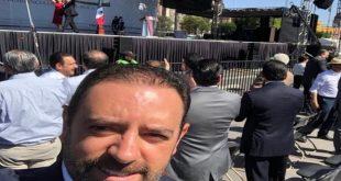Alejandro Tello ofrece respaldo y trabajo conjunto al Presidente Andrés Manuel López Obrador