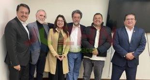 Acompaña Femat a universitarios en reunión con subsecretario de Educación Superior del País