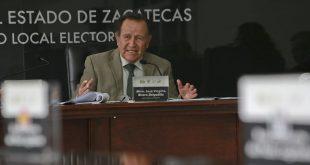 Aprueba el Consejo General del IEEZ la distribución del financiamiento anual a Partidos Políticos