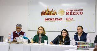 Tendrá Zacatecas 45 sucursales del Banco del Bienestar: Verónica Díaz Robles