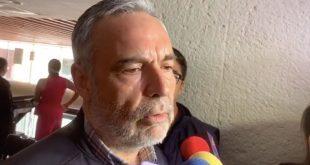 Congreso de Morena quita a Yeidckol y el zacatecano Alfonso Ramírez Cuéllar va de interino