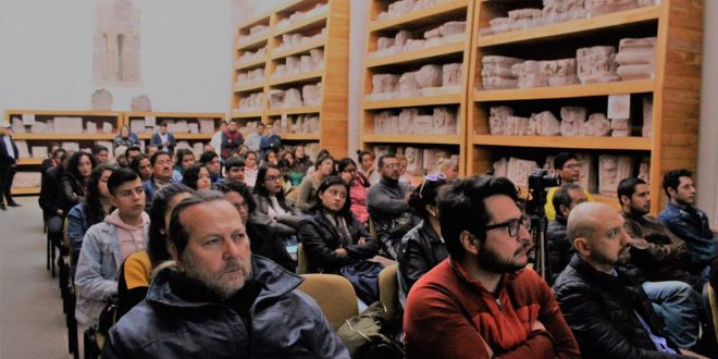 Expertos de la industria cinematográfica comparten sus experiencias en Festival Internacional de Cine de Zacatecas