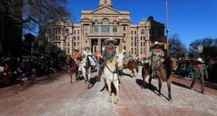 Destaca comunidad zacatecana en Stock Show de Fort Worth, Texas