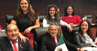 Geovanna Bañuelos presenta iniciativa para que se garantice presupuesto anual en ciencia, tecnología e innovación