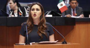 Exige Geovanna Bañuelos a autoridades tomar acciones en desaparición y asesinatos de activistas