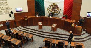 Se presenta el informe de actividades legislativas en el periodo de agosto a diciembre de 2019