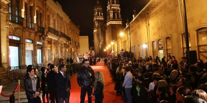 Zacatecas Enamora a la industria del séptimo arte con el Primer Festival Internacional de Cine (Video)