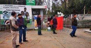 Sindicalizados del Conalep tomaron las instalaciones del Plantel Zacatecas