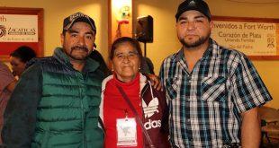 Corazón de Plata reúne en Fort Worth a padres e hijos zacatecanos