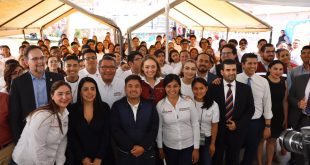 Jóvenes Construyendo el Futuro y Brigadas Comunitarias promueven el rescate de espacios públicos y la regeneración del tejido social en Fresnillo, Zacatecas y Guadalupe