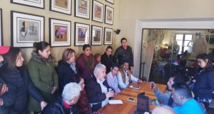 "Convoca Senador José Narró Céspedes a ""Cumbre Nacional de Seguridad"" en Zacatecas"