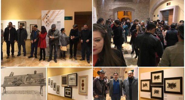 Inauguran exposición colectiva por el Décimo Primer Aniversario de Cineteca Zacatecas