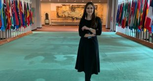 En la ONU, Geovanna Bañuelos propone un sistema educativo impulsor de la paz, los derechos humanos, la tolerancia y respeto a la diversidad