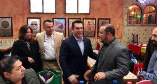 Exitoso encuentro del Presidente Nacional del PRI con migrantes zacatecanos
