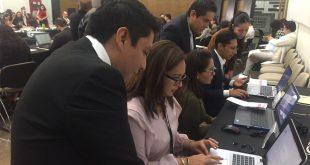 Se suman Ieez, Trijez, órganos autónomos, partidos políticos, diputados y migrantes al simulacro para el voto de Mexicanos en el extranjero