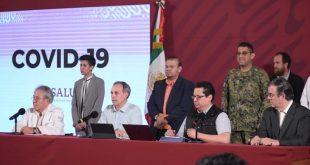 """Piden a mexicanos quedarse en casa """"de forma masiva"""" por un mes ante Covid-19 (Video)"""