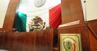 Las y los diputados de la LXIII Legislatura local acordaron suspender los trabajos legislativos hasta el 20 de abril