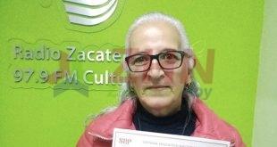 Hermelinda Sánchez, un ejemplo de superación académica con el apoyo del IZEA
