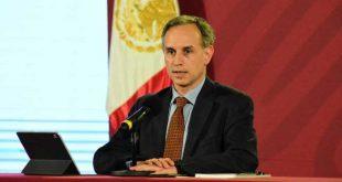 Gobierno federal suspenderá actividades por coronavirus