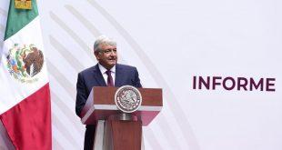 Informe del Presidente de la República al pueblo de México (Video)