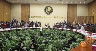 Define INE ruta para la devolución de recursos de Partidos políticos por emergencia sanitaria