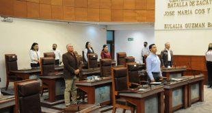 La LXIII Legislatura de Zacatecas aprueba la reforma al artículo 4º de la Constitución federal