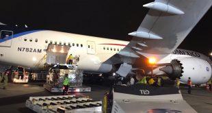 Llega a México equipo de protección para personal de salud para atender contingencia por Covid-19 (Galería y Video)