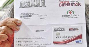 Denuncian intento de fraude en internet con Tarjetas de Bienestar