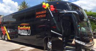 Se suspende temporalmente servicio de transporte de turismo en Zacatecas